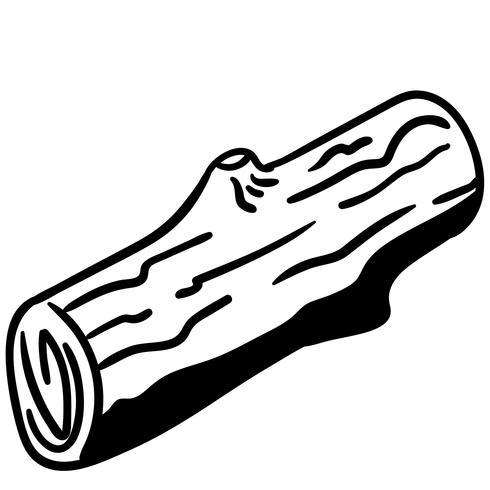 ceppo di legno
