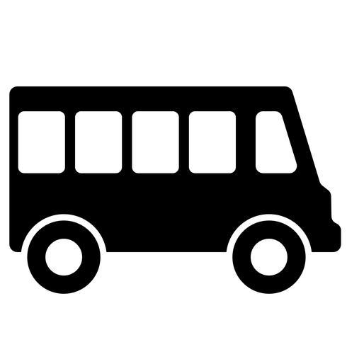 ônibus escolar vetor eps