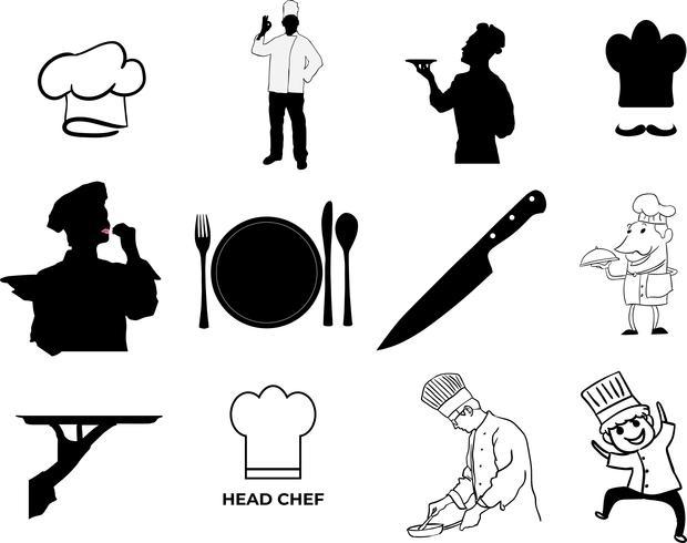 chef-kok vector eps