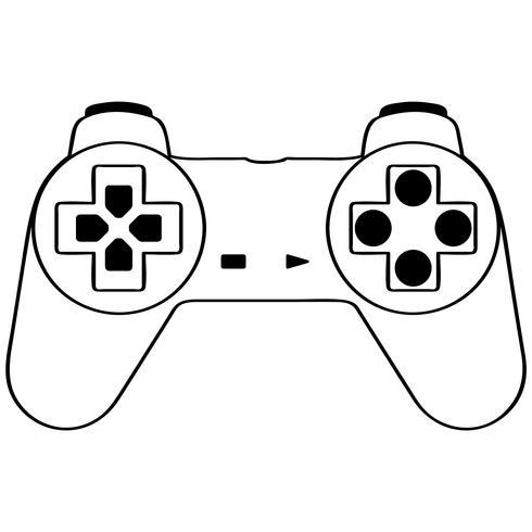 controladores de video game