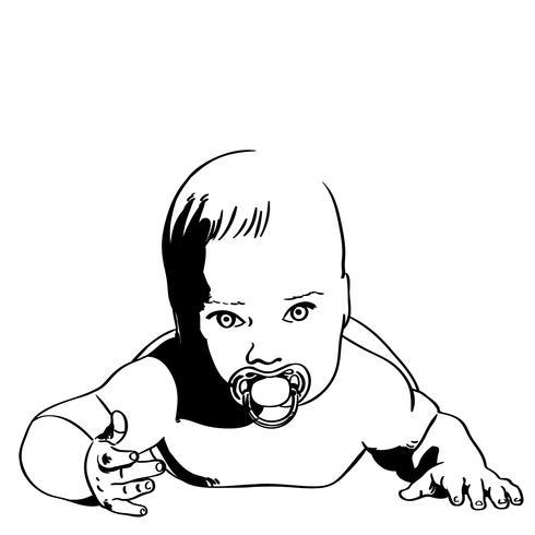 ciuccio bambino