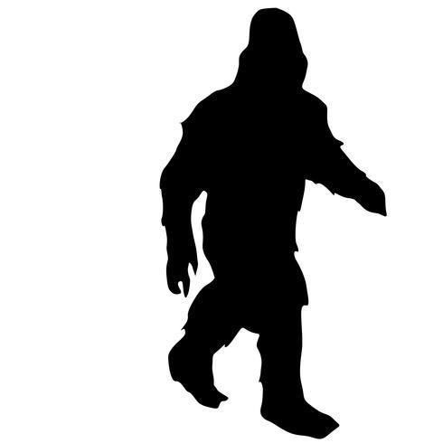 bigfoot vector eps