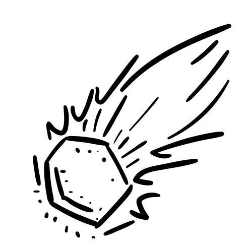 boule de feu vecteur eps