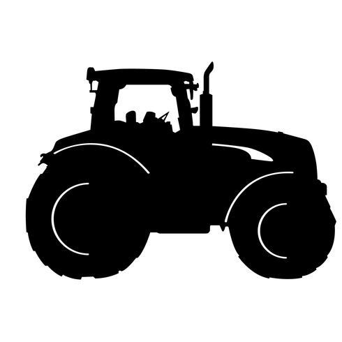 Traktor Vektor Eps