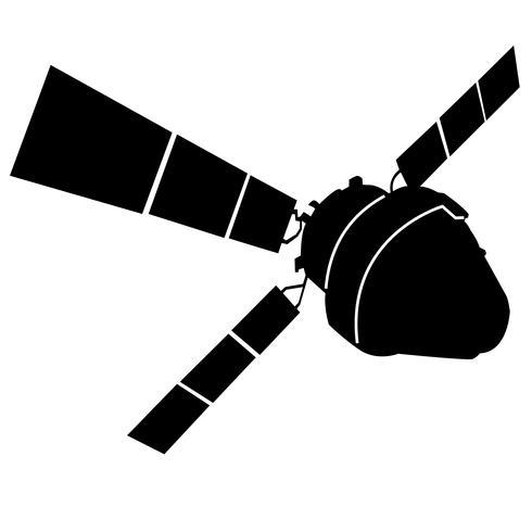 Raumschiff Shuttle Vektor Eps