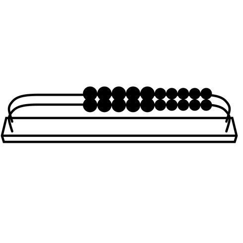 abacus vektor eps