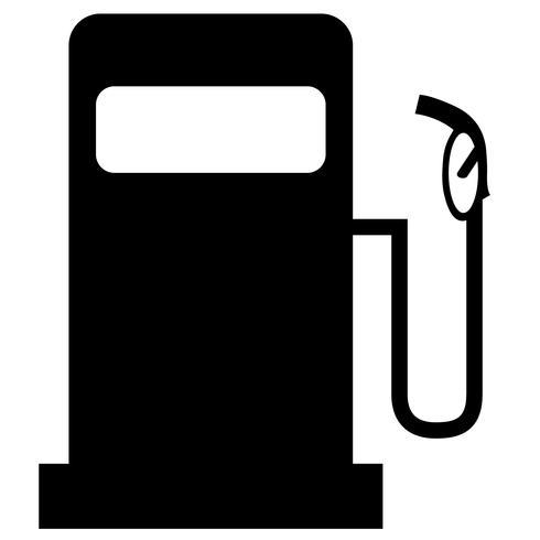 gasoline gas vector eps