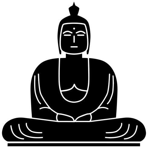 Buddha-Vektor-Eps