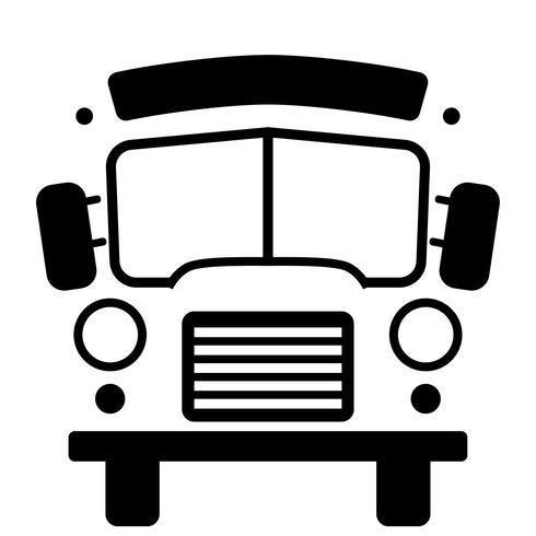 Schulbus Vektor Eps