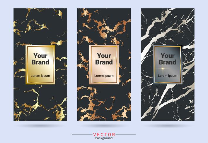 Empaquetado de diseño de producto de etiquetas y plantillas de pegatinas