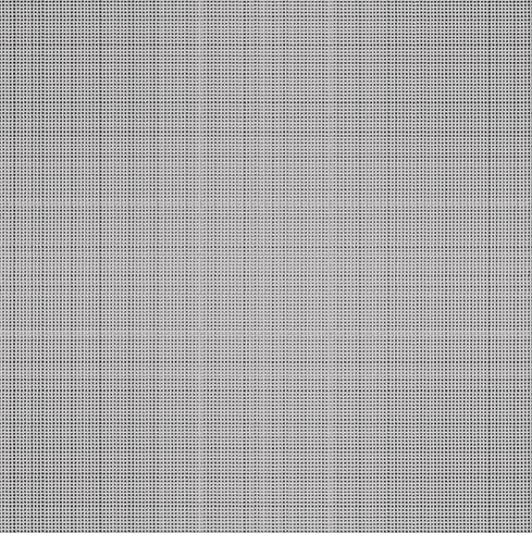 Grey fabric textured seamless background. Abstract white pattern. vector