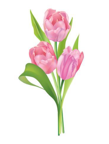 Bloemboeket Bloemenlijst. Zomer wenskaart achtergrond