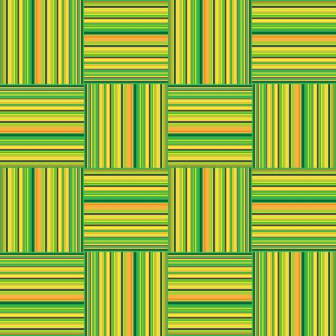 Resumen forma geométrica patrón. Adorno cuadrado. Fondo de azulejos vector