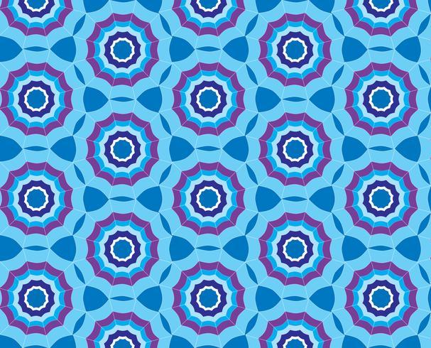 Transparente fond bleu avec un parapluie stylisé