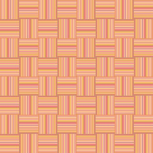 Abstract geometric form pattern. Square ornament. Tile background vector