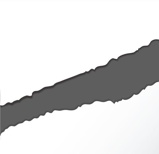 astratto sfondo di carta strappata