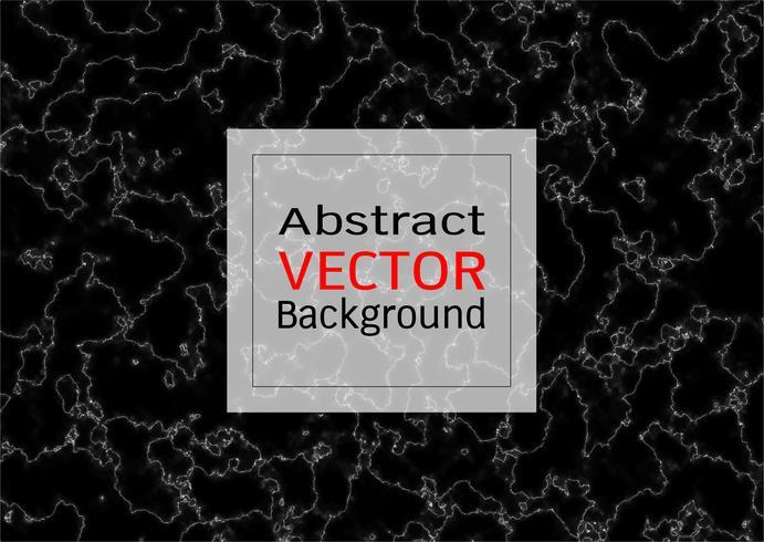 Vector black marble texture.