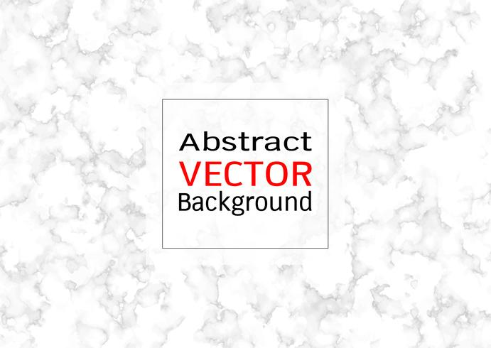 Abstract white marble texture. vector