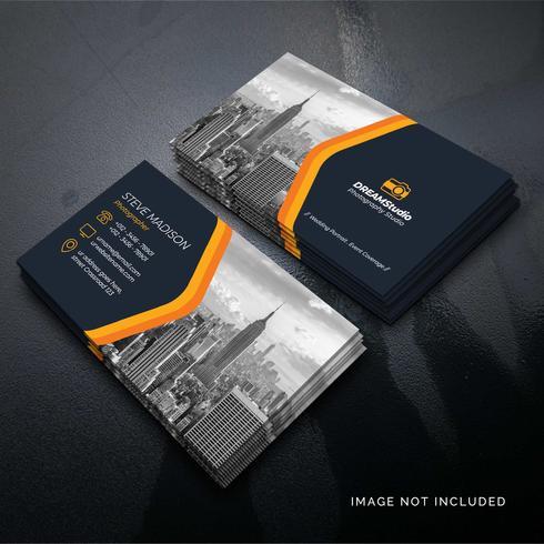 Kreative Visitenkarte Download Kostenlos Vector Clipart