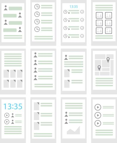 Template interface