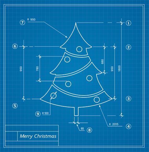 Christmas  blueprints