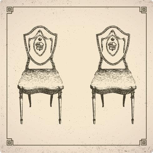 Möbel im Vintage-Stil
