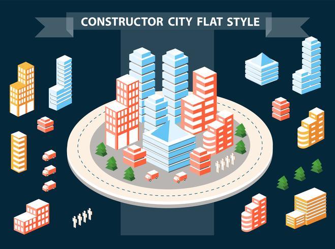 Constructeur urbain