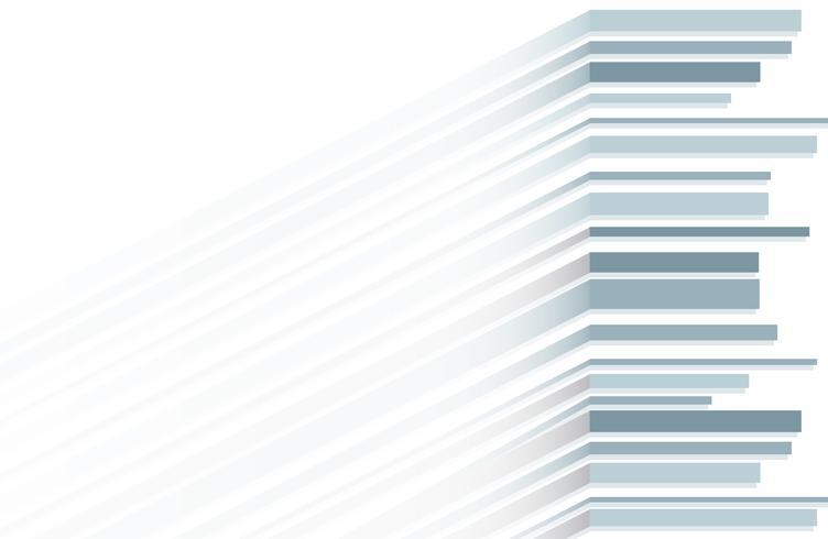 vettore astratto blu del fondo della linea e dello spazio