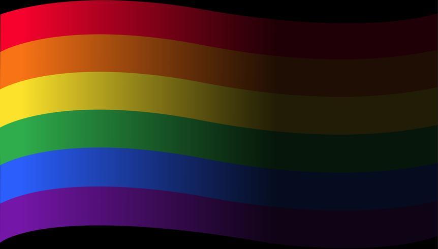 rainbow flag LGBT symbol