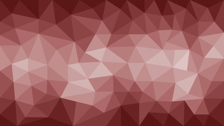 Sfondo Rosso Basso Poli Scarica Gratis Arte Vettoriale Elementi