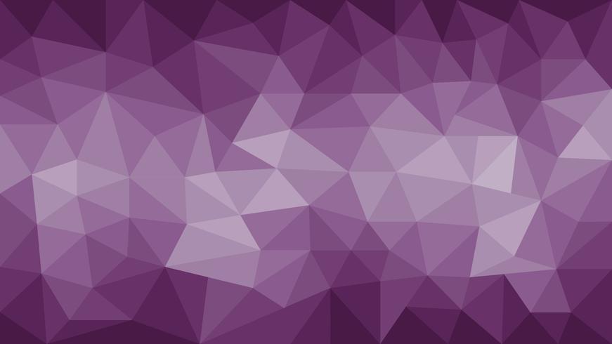 Fondo púrpura bajo poli