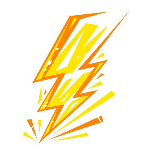 Icona del fulmine