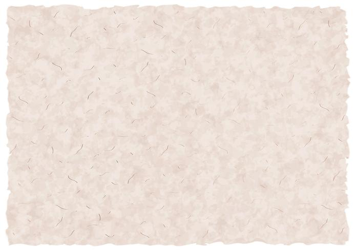Japanese paper textured background. vector