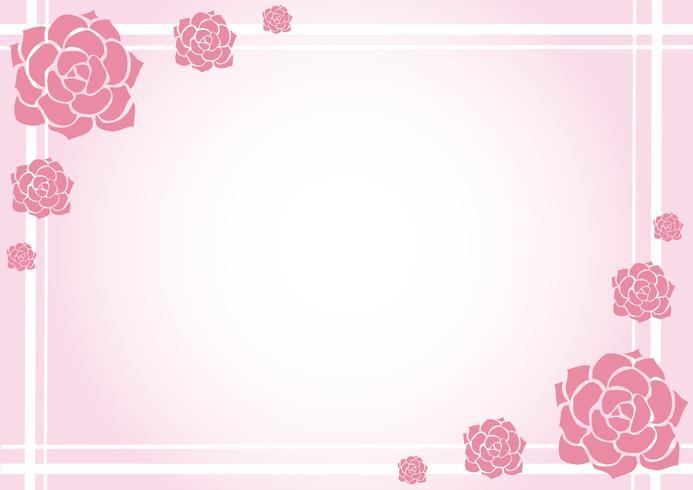 sfondo pastello bel fiore