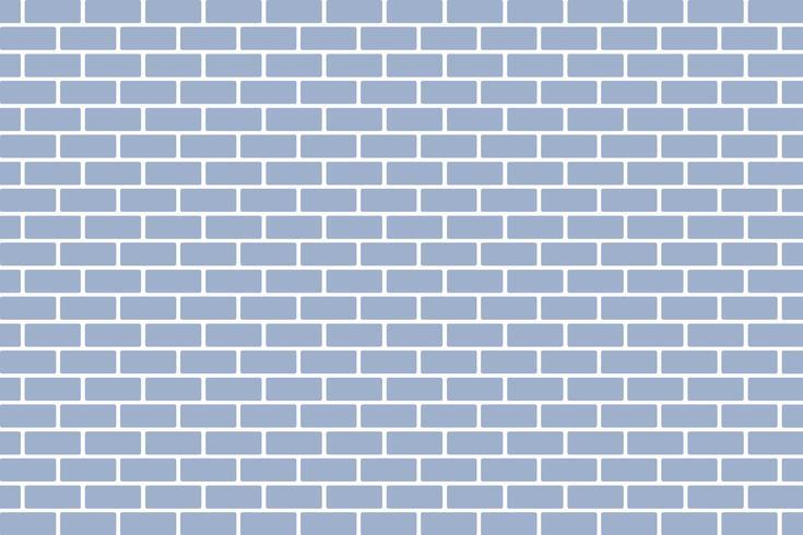 Fondo abstracto de pared de ladrillo - diseño vectorial vector