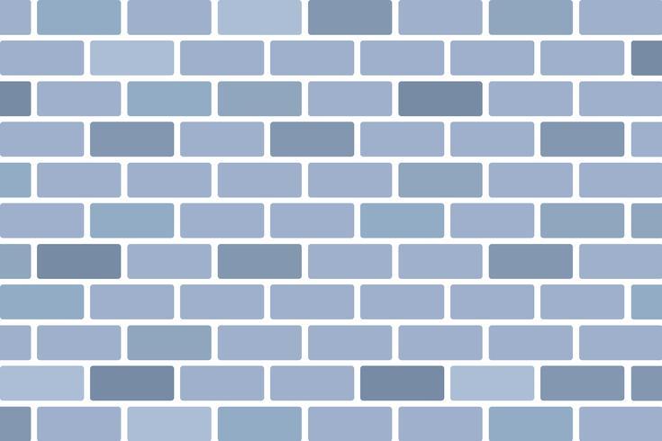 Fondo abstracto de pared de ladrillo - diseño vectorial