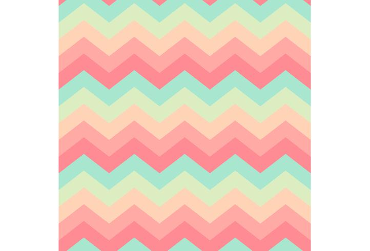 Zigzag moderno textura sin fisuras