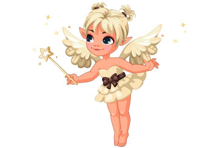 Cute little vanilla fairy
