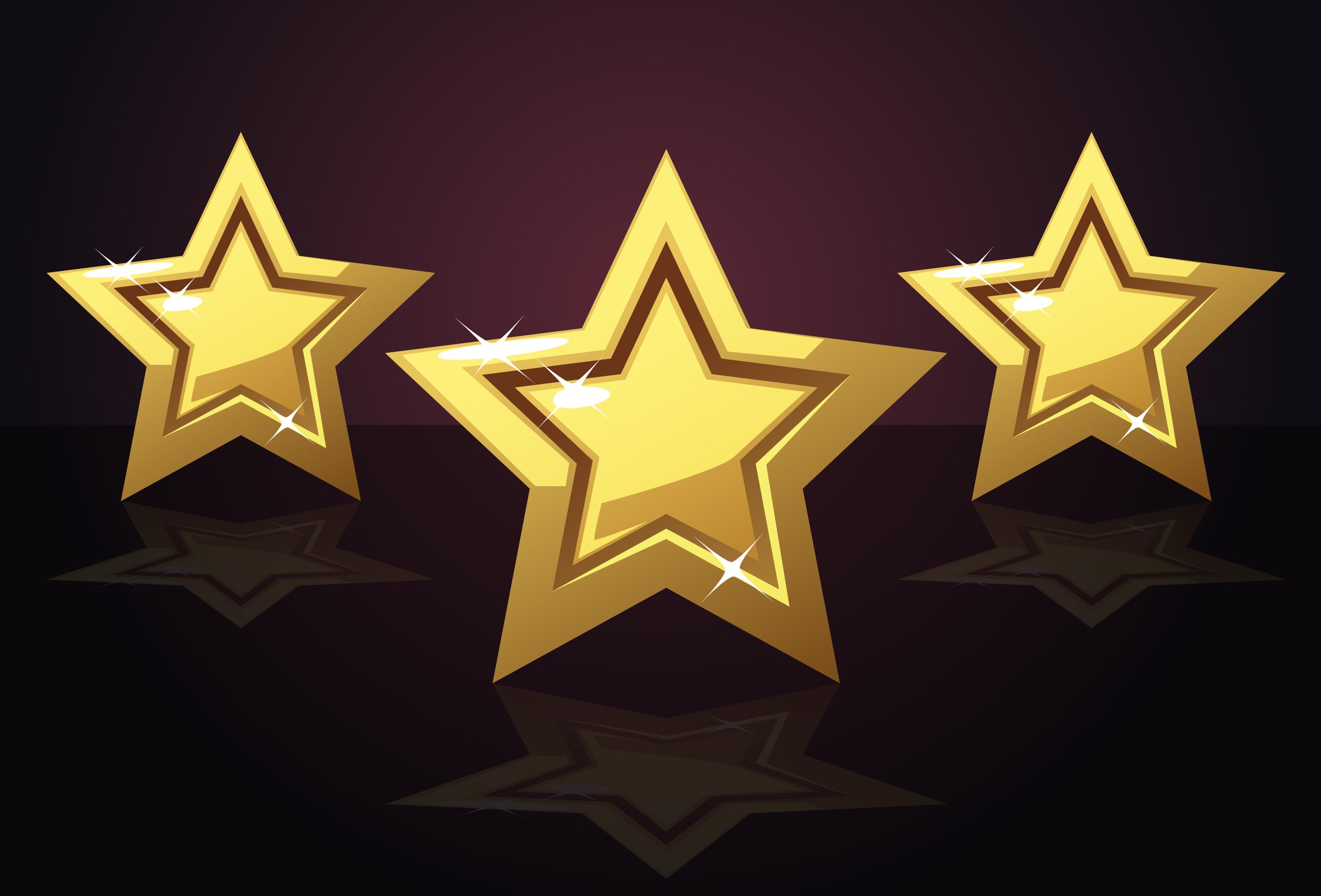 картинки трех звезд сможете выбрать лучший