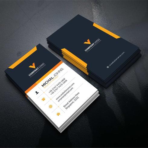 Elegante carta aziendale