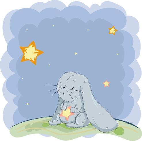 cute little rabbit