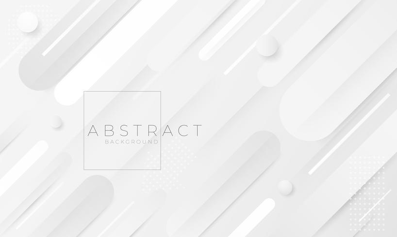 Minimale geometrische Trendy gradiëntvormen samenstelling.