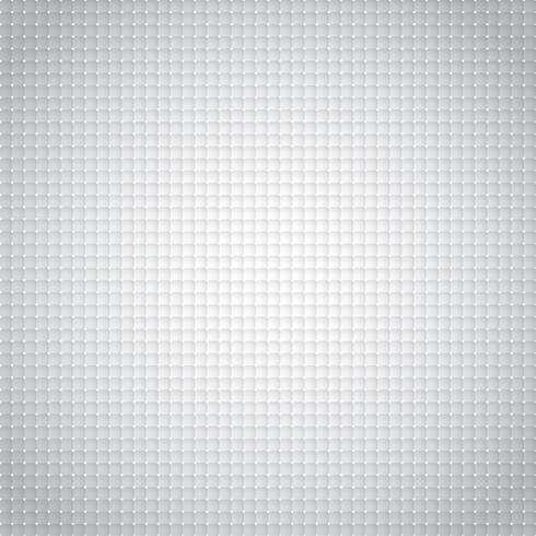 Abstrakt geometrisk 3D kvadrater mönster med ljus prickar vit bakgrund och textur anslutning koncept. vektor