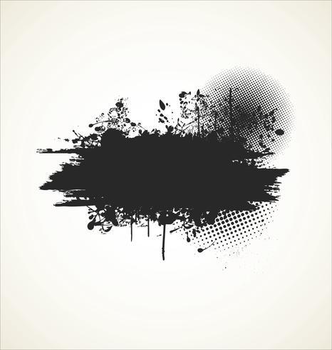 grunge achtergrond vector