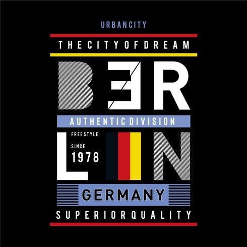staden dröm image design typografi t-shirt