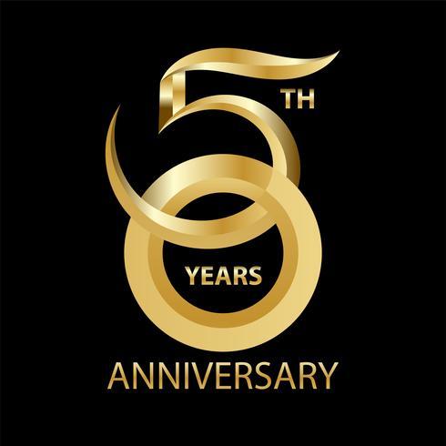 50º aniversário dourado