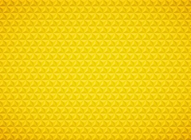 Muster-Goldhintergrund des Luxusdreiecks geometrischer. Abbildung Vektor eps10