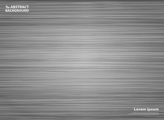 Abstrakt grå färg stripe linje mönster bakgrund. illustration vektor eps10