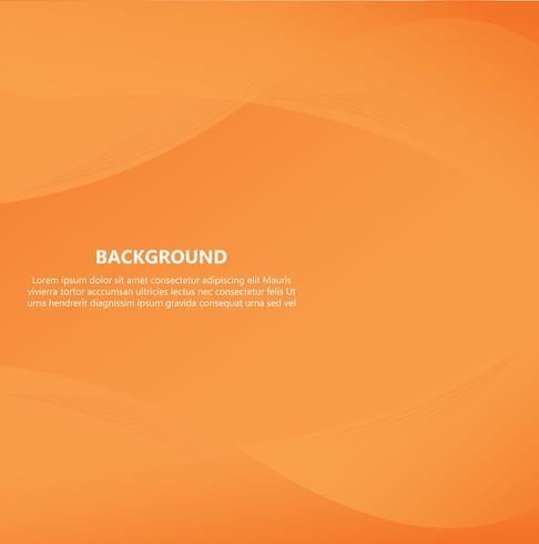 Ilustración de vector de fondo abstracto paisaje desértico