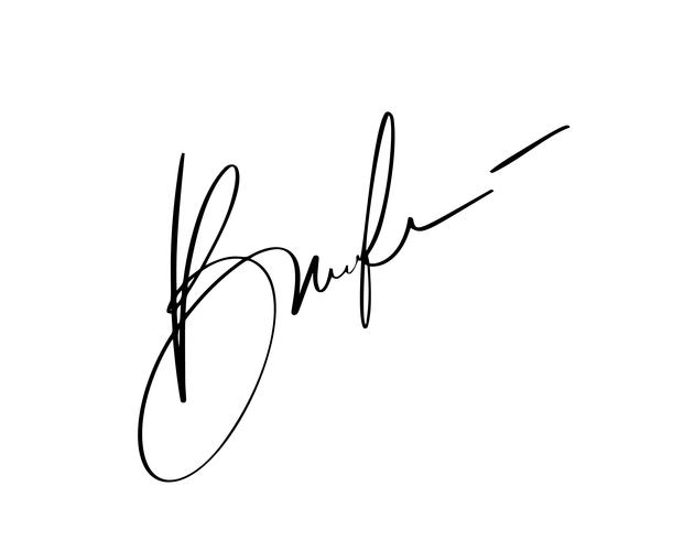 Handmatige handtekening voor documenten op witte achtergrond. Hand getrokken kalligrafie belettering vectorillustratie vector